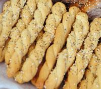 Εικόνα συνταγής για Κριτσίνι Σπανάκι