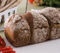 Εικόνα συνταγής για Ψωμί με αλεύρι πιτυρούχο τύπου 90%