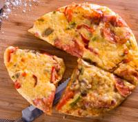 Εικόνα συνταγής για Χωριάτικη Πίτσα