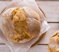 Εικόνα συνταγής για Ψωμί Βαρύ Προζυμένιο