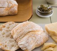 Εικόνα συνταγής για ITALIANA CIABATTA 100%