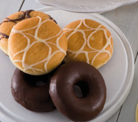 Εικόνα συνταγής για Ντόνατς Αμερικής Σπέσιαλ