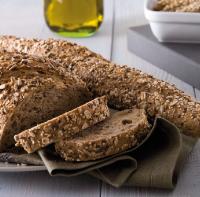 Εικόνα συνταγής για Πολύσπορο Ψωμί (βασική συνταγή)