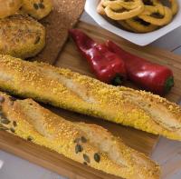 Εικόνα συνταγής για Ψωμί – Μπαγκέτα (βασική συνταγή)