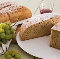 Εικόνα συνταγής για Ψωμι Θρακιώτικο Μοναστηριακό (βασική συνταγή)