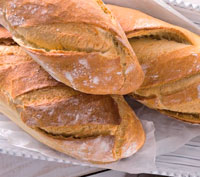 Εικόνα συνταγής για Χωριάτικο Ψωμί (ενδεικτική συνταγή)