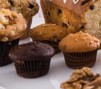 Εικόνα συνταγής για muffins με κομματάκια σοκολάτας
