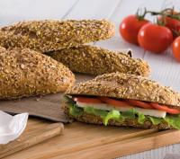 Εικόνα συνταγής για πολύσπορα ψωμάκια