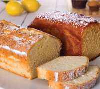 Εικόνα συνταγής για Top Cream Lemon Συνταγή B (για πιο υγρό κέικ)